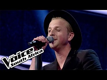 Jono Grayson sings 'Ain't No Sunshine' | The Blind Auditions | The Voice South Africa 2016