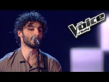 Rocco Fiore - Personal Jesus | The Voice of Italy 2016: Blind