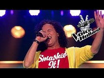 Barry James Thomas - A Change Is Gonna Come (The Blind Auditions | The voice of Holland 2015)