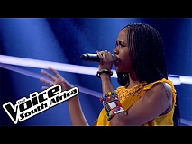 Nontu X sings 'Weeping'  | The Blind Auditions | The Voice South Africa 2016