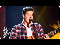 Bradley Waterman performs 'Forget You' - The Voice UK 2016: Blind Auditions 5