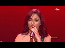 Yegana Orujeva - Солнце | Blind Audition | The Voice of Azerbaijan 2015