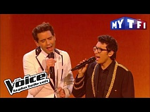 Vincent Vinel et Mika - « Yesterday » (The Beatles) | The Voice France 2017 | Live