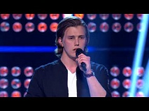 Kenneth Tindslett Hansen - Wicked Game (The Voice Norge 2017)