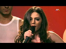 Samira Efendiyeva - Chandelier| The Voice of Azerbaijan 2015